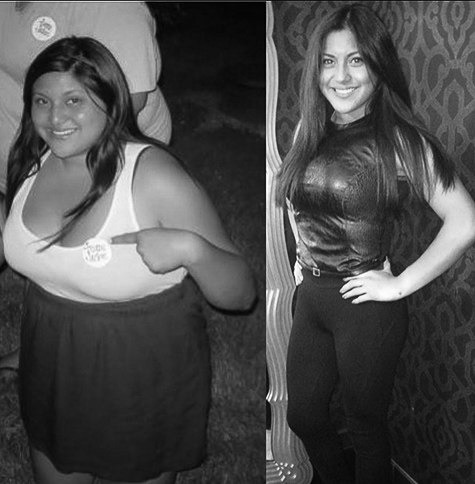 """""""Drew has shaped my body to the hourglass I always dreamed of."""" –Monica"""