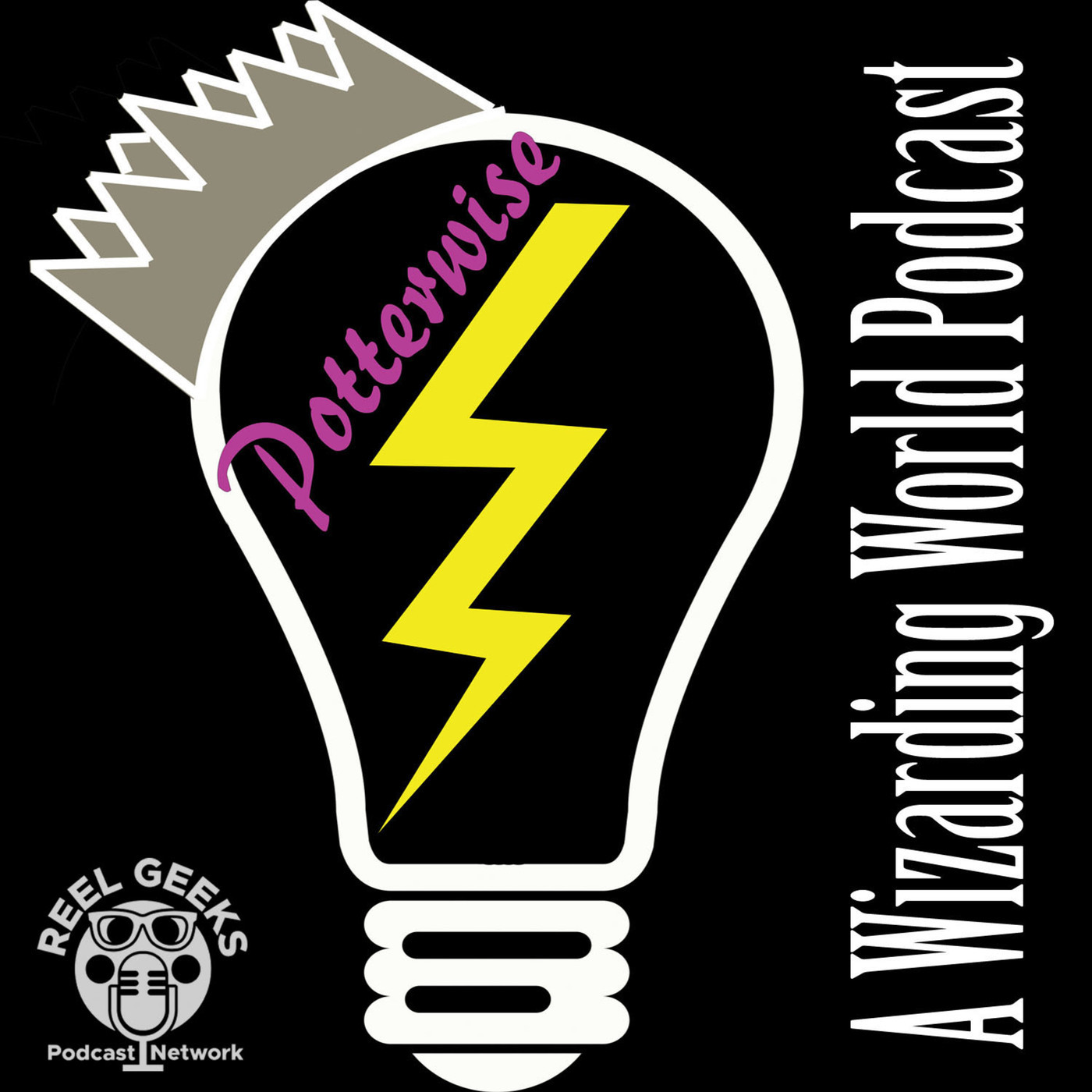 Potterwise: A Wizarding World Podcast - Jennifer and Brandi have annoyed everyone in their lives with all their Harry Potter talk, so they have decided to branch out and annoy...uhhh ENTERTAIN... the masses with their passionate but somewhat wacky discussions of all things Wizarding!
