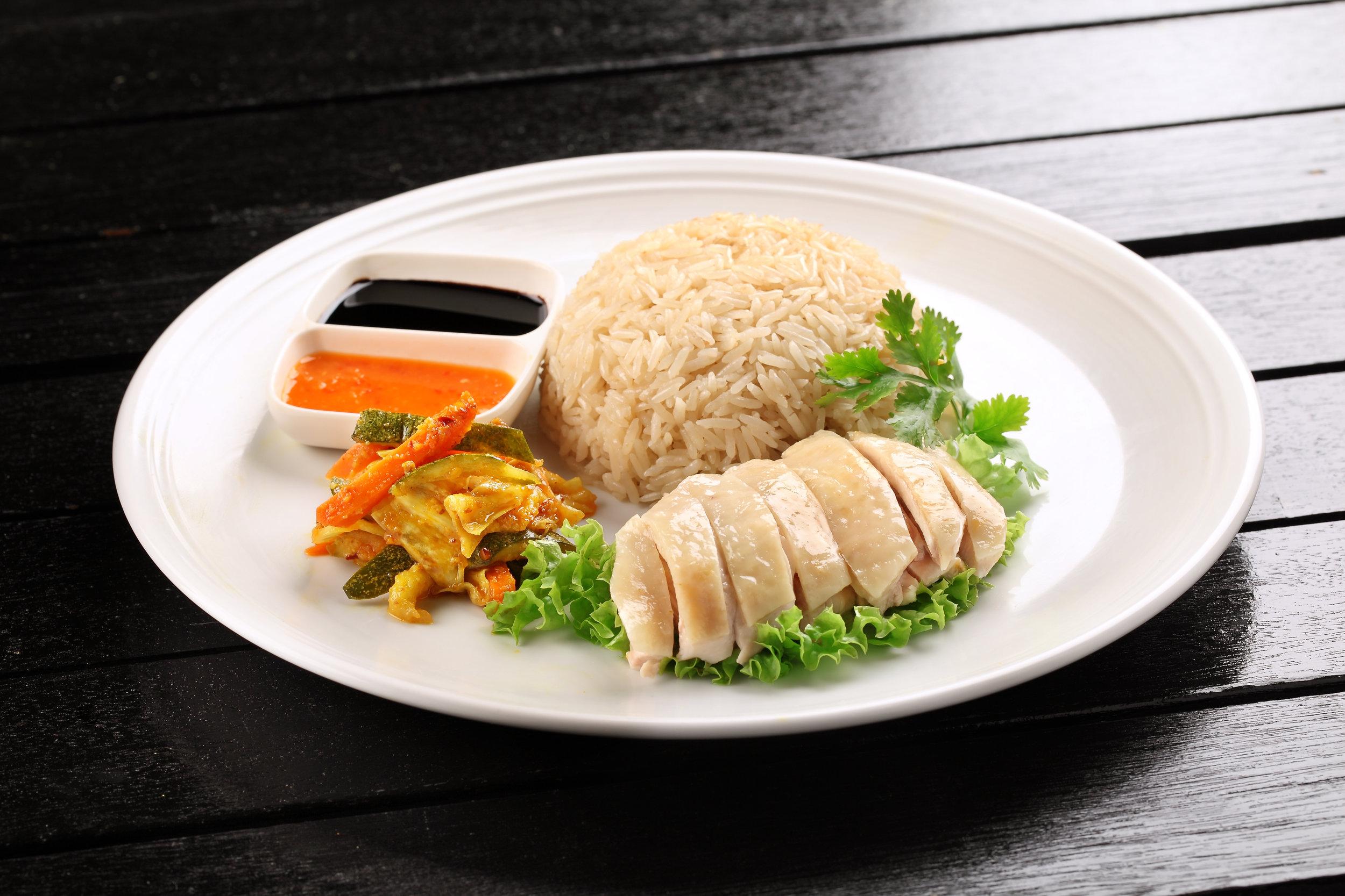 Chicken Rice with Nonya Achar.jpg