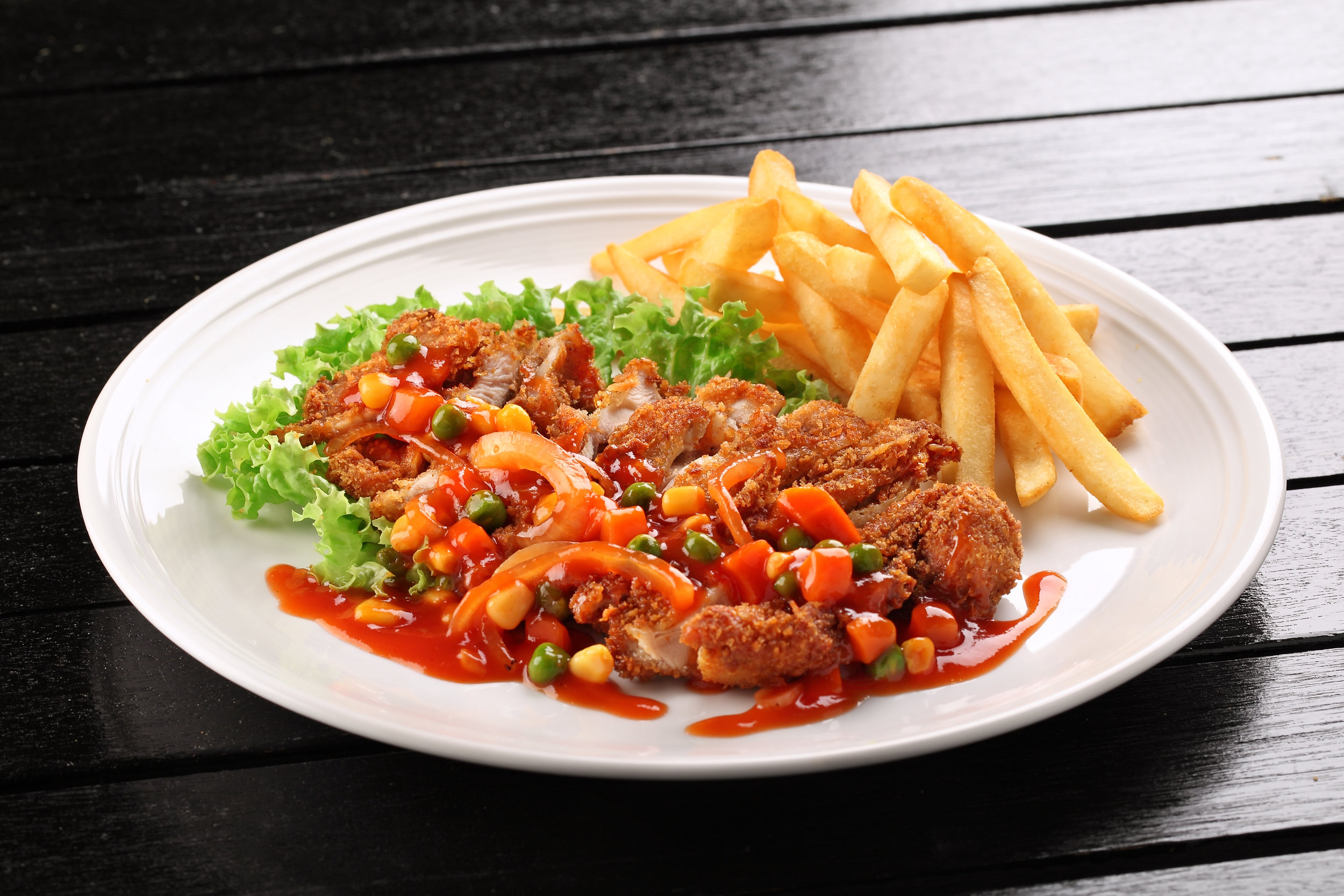 Hainanese Chicken Cutlet with Fries 02.jpg