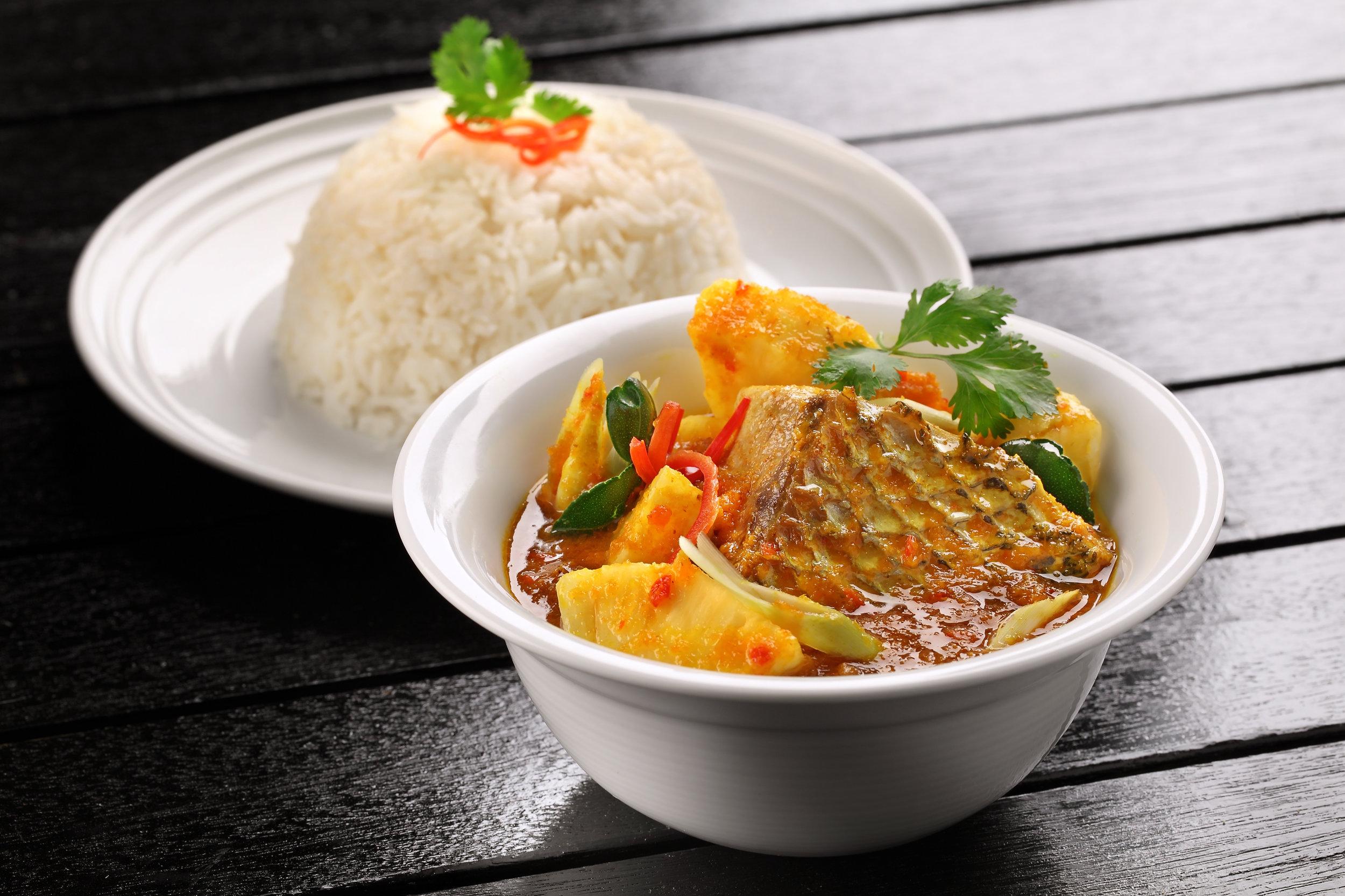 Ikan Nanas with Rice.jpg