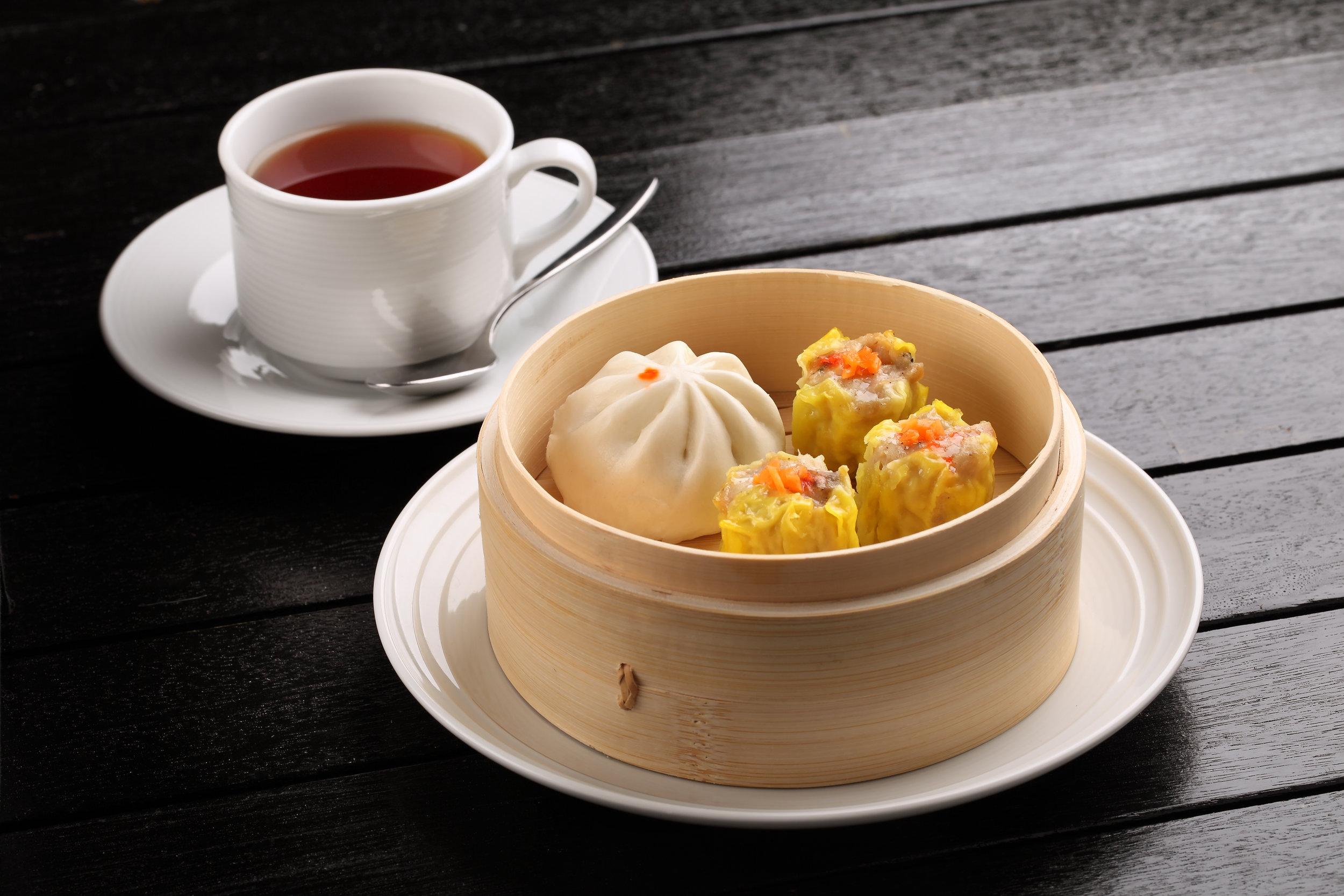 Tea Break Menu - Siew Mai + Chicken Char Siew Pau + Tea.jpg