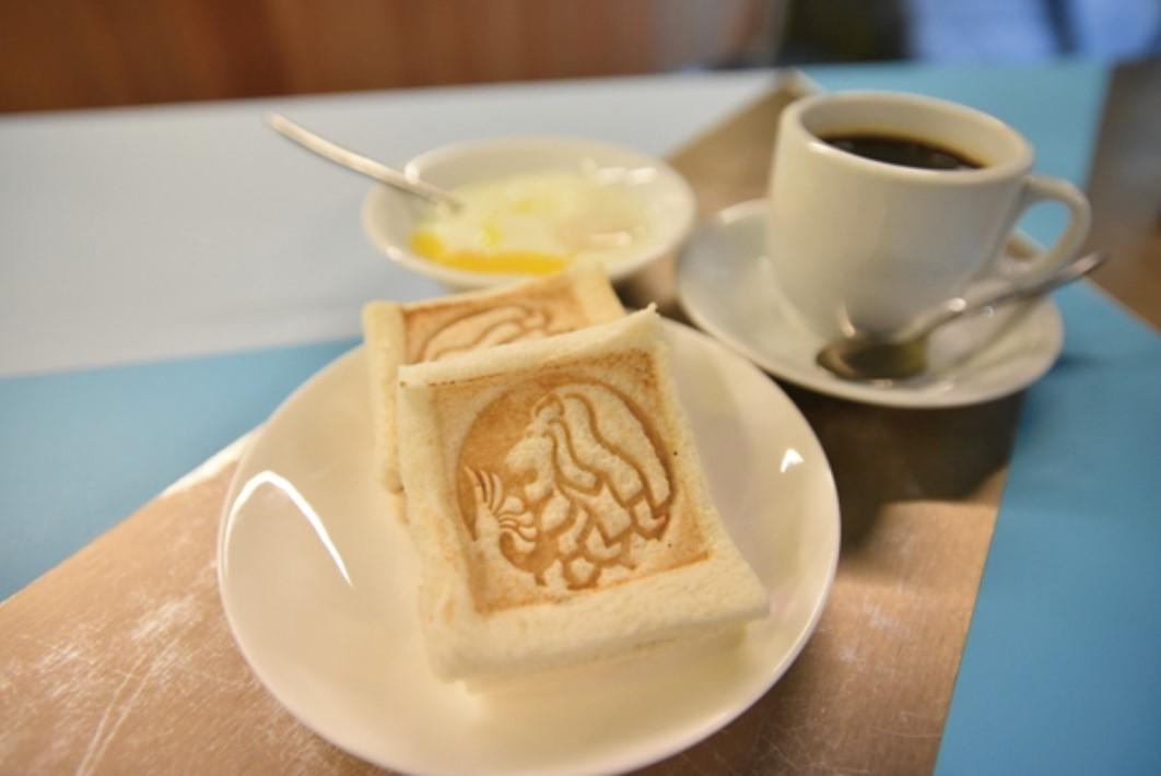Sentosa Merlion Cafe