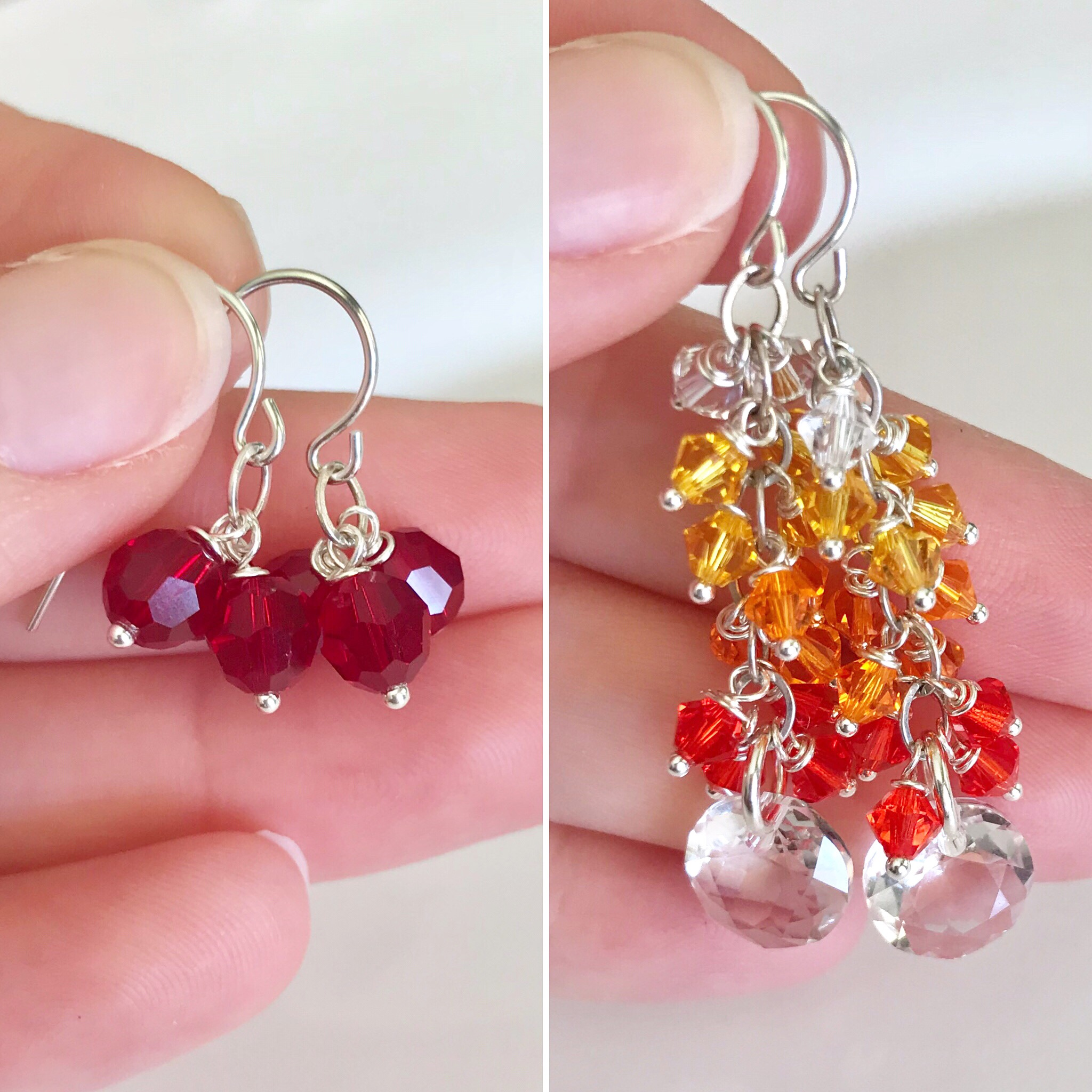 Directly From Austria - Most of our designs feature Swarovski® crystals, which are designed and made in Austria. These are the finest quality crystals in the world.