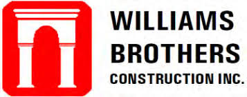 Williams Brothers Construction Inc. - 1200 E KellyPeoria Heights IL, 61616(309) 688-0416Website - Williams Brothers Construction
