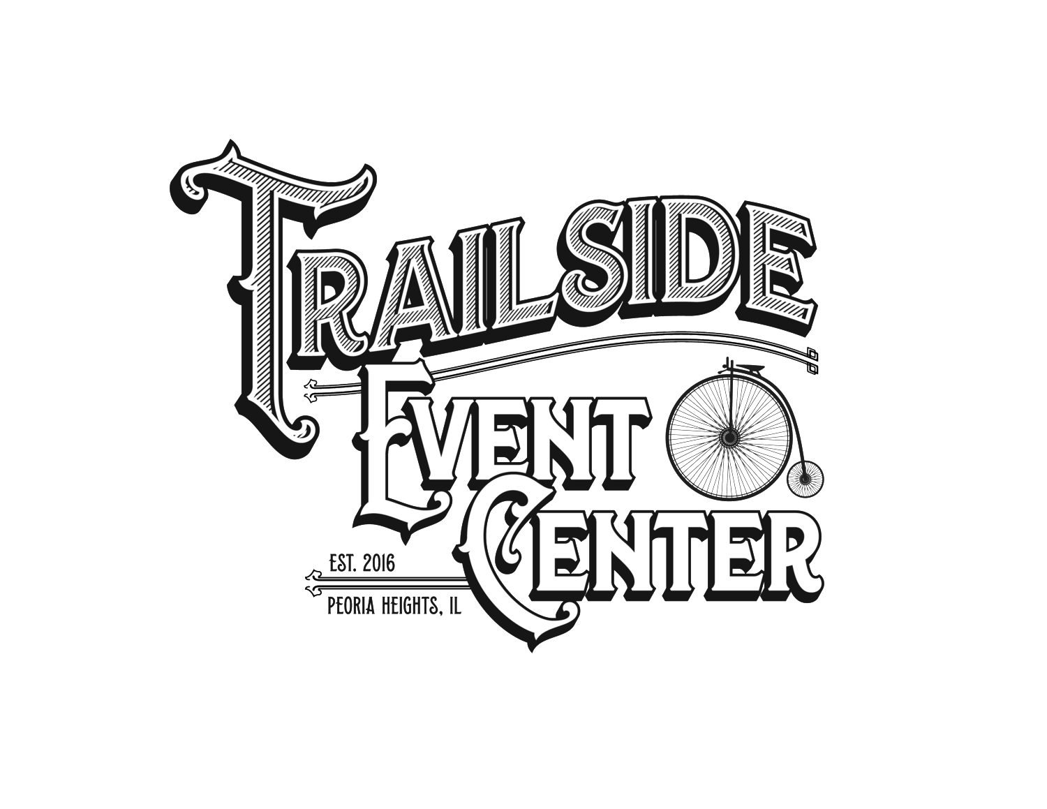 Trailside Event Center - 4416 N Prospect RdPeoria Heights, IL 61616(309) 740-7171Official Website
