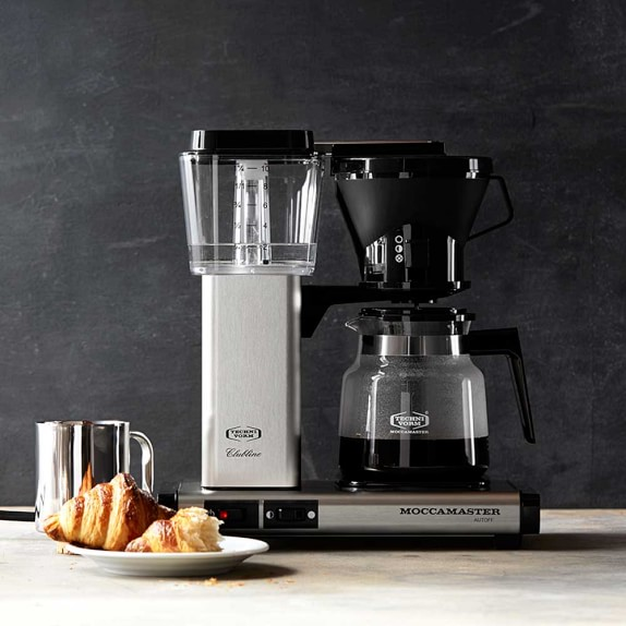 Technivorm Moccamaster $329  Arguably the best drip coffee maker in the world, the Moccamaster is durable, holds excellent water temperature, and pulls an even extraction from your coffee grounds. Every coffeephile's dream drip brewer.