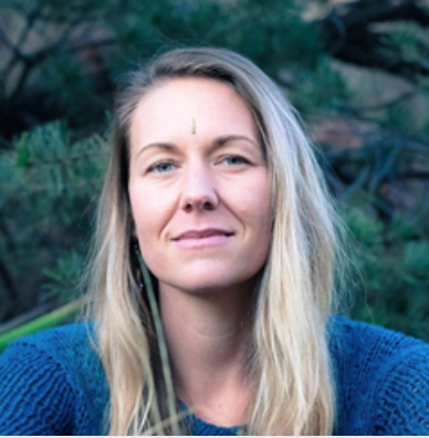 Amber Brovelli - Naturalist, Managing Director Ganesh Project