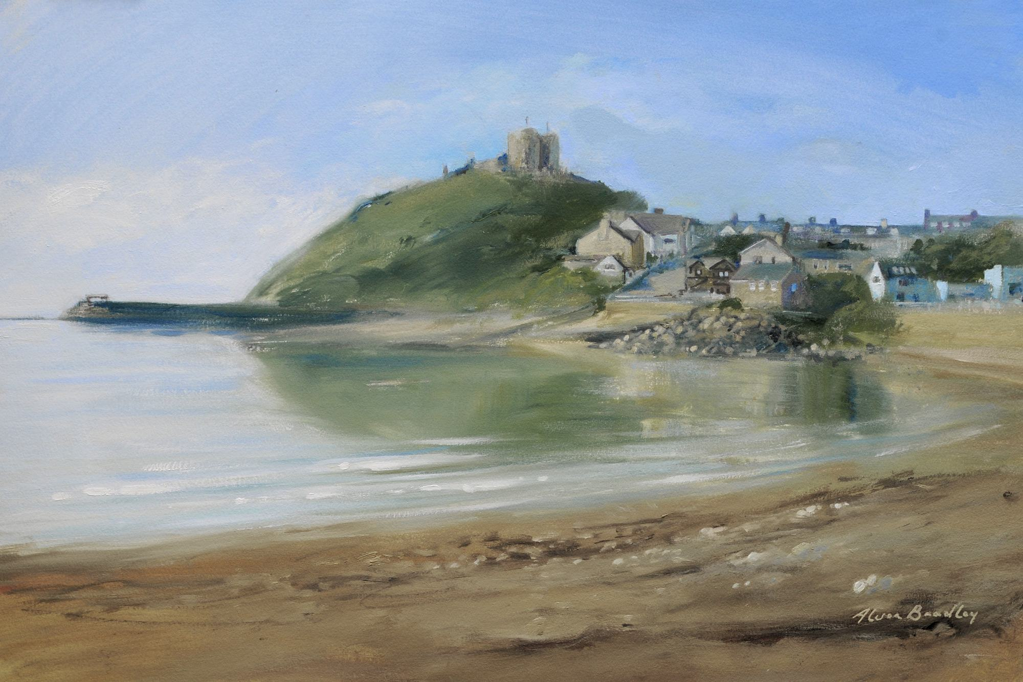 Reflections, Criccieth