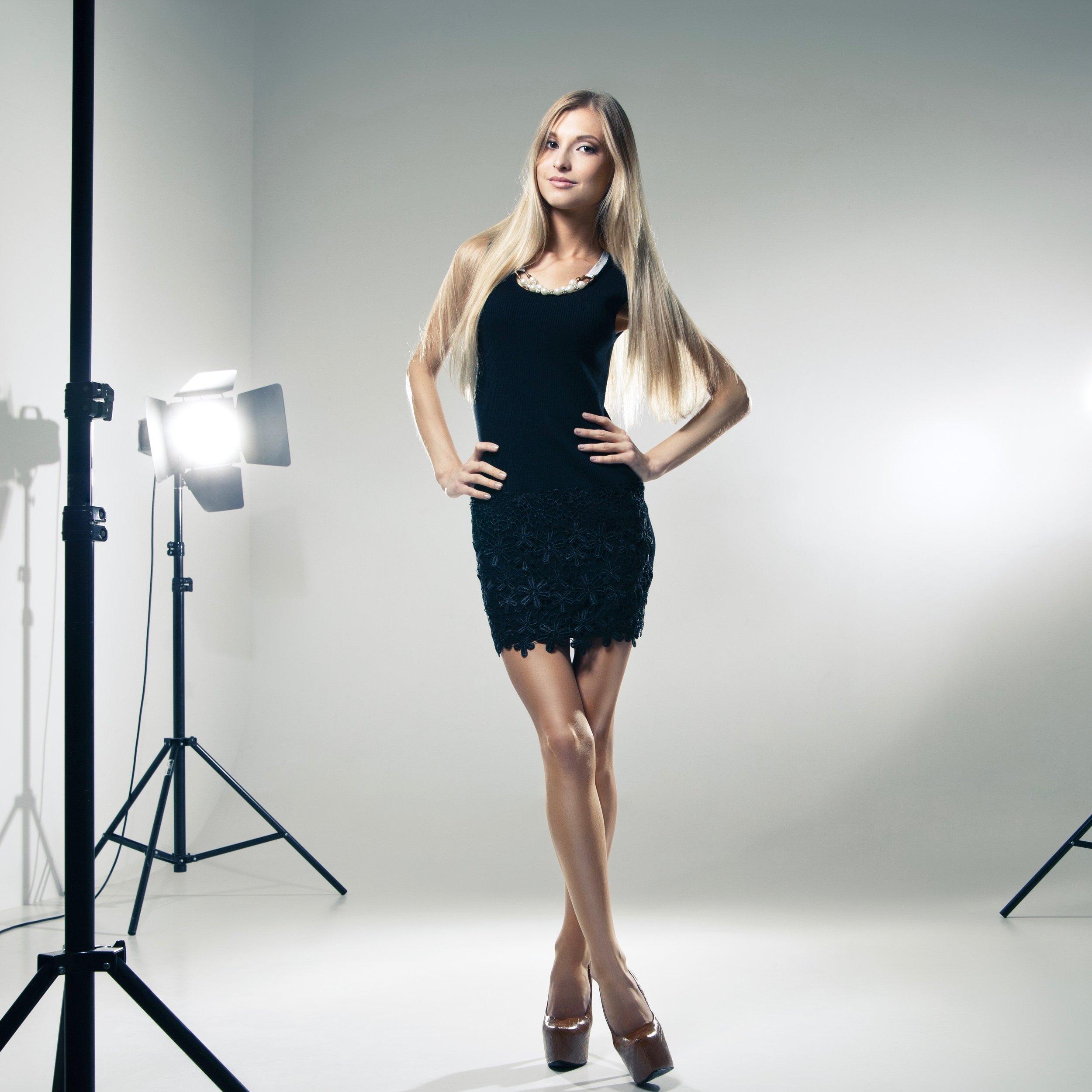professional models -