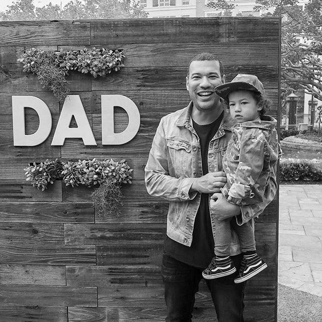 #FathersInFashion Daddy Day portraits, part one ☀️ (@davidcoephoto)