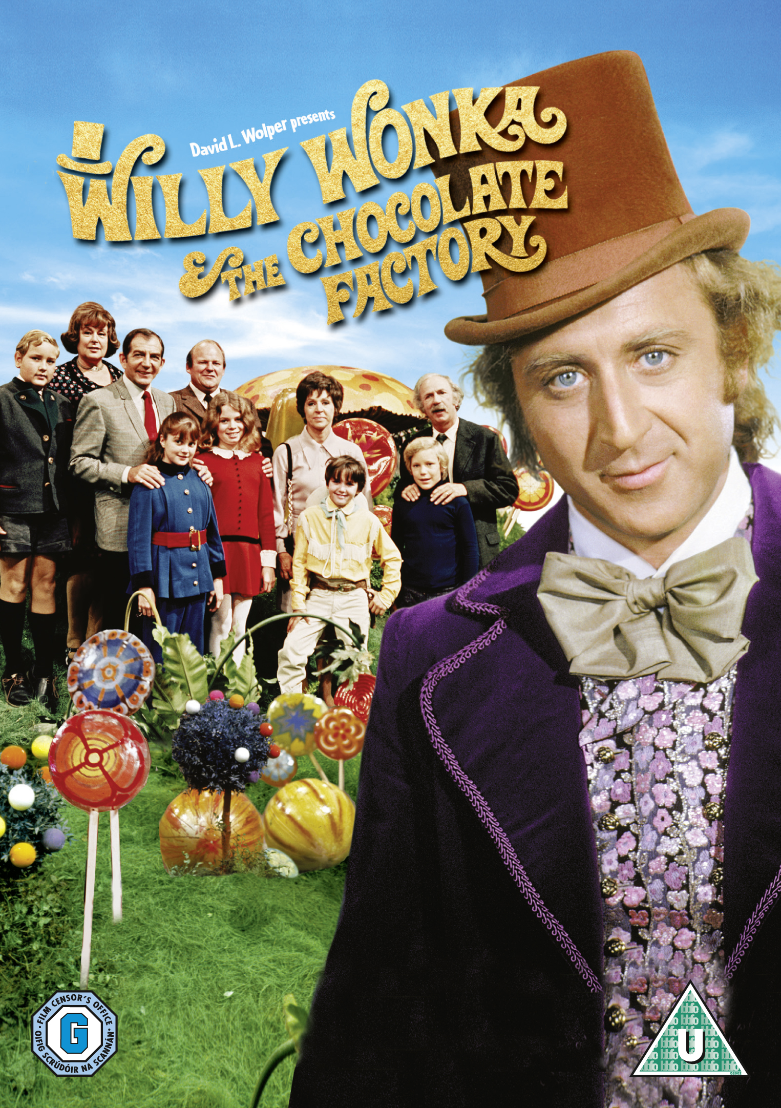 Our favorite chocolate movie!