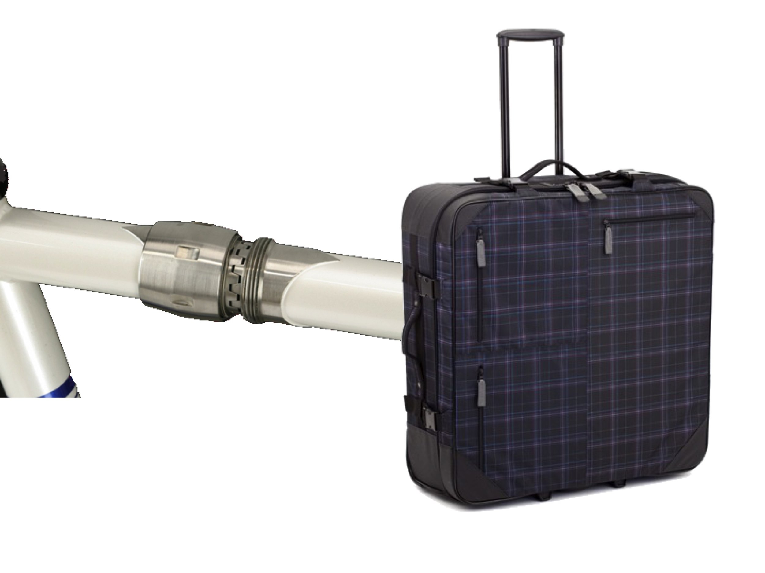 Co-Pilot Couplers and Bicycle Travel Case