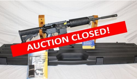 auction Closed March 24 - FIREARMS, AMMO & FIREARM ACCESSORIESAUCTION #1For More Information Contact:David J. Meares, CAI SCAL 620DavidJMearesLLC@gmail.com