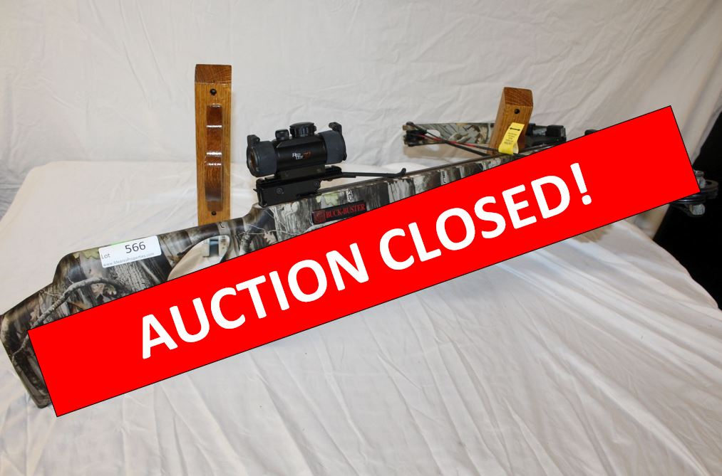 SPORTSMAN'S HUNTING & FISHING LIQUIDATION AUCTION - Timed Online Only AuctionsContact: David J. Meares, CAI, SCAL 620Email: DavidJMearesllc@gmail.com
