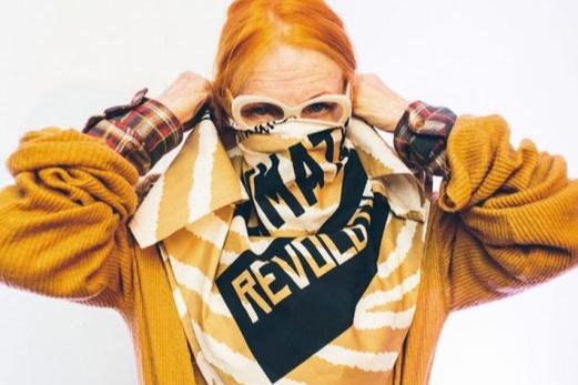 Koningin der activisme in de modewereld
