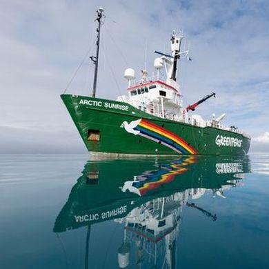 Arctic Sunrise Greenpeace