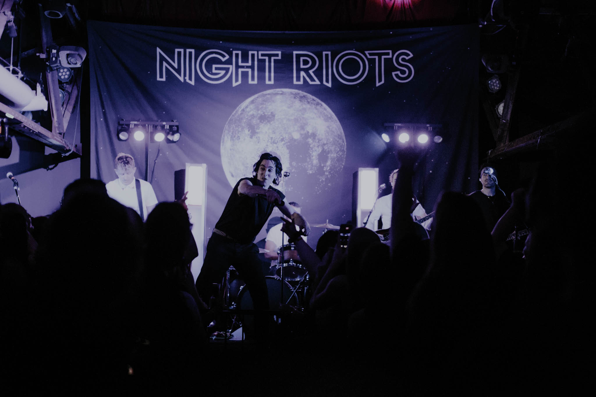 NIGHT RIOTS