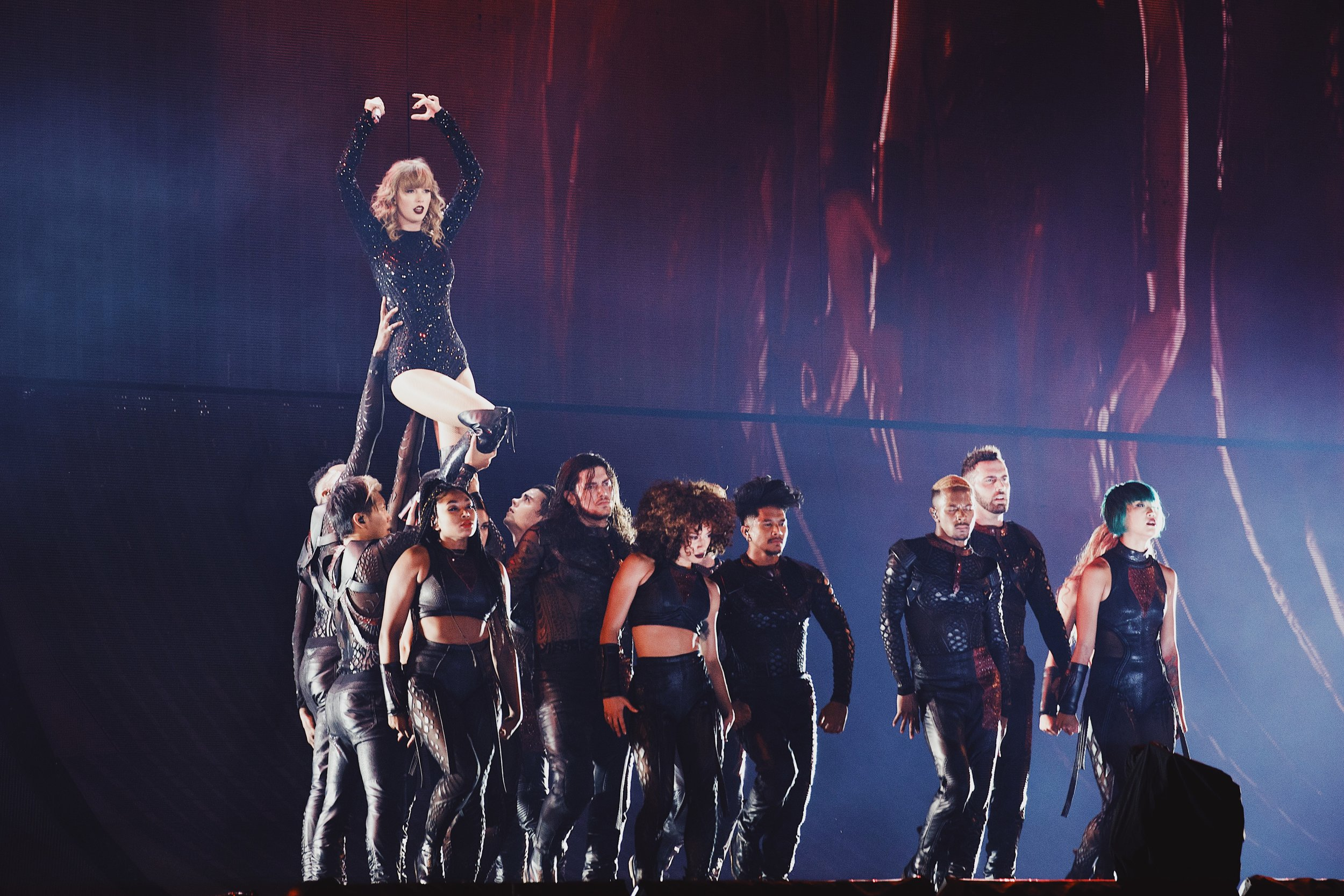 Taylor Swift At Nrg Stadium In Houston Tx Content