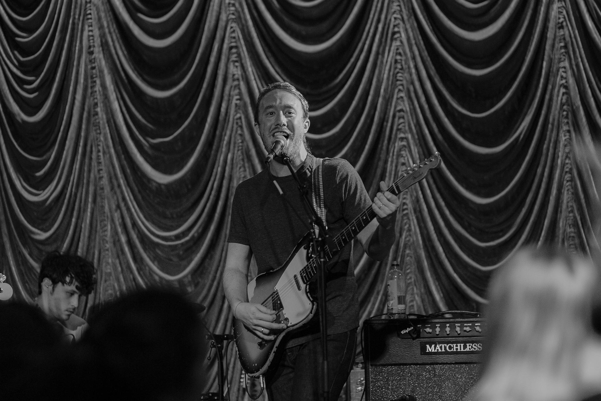 Wilderado perform at The Foundry in Philadelphia, PA. Shot by Nicole DiBenedetto - https://www.nicoledibphotography.com/ - for Sound Bites Media.