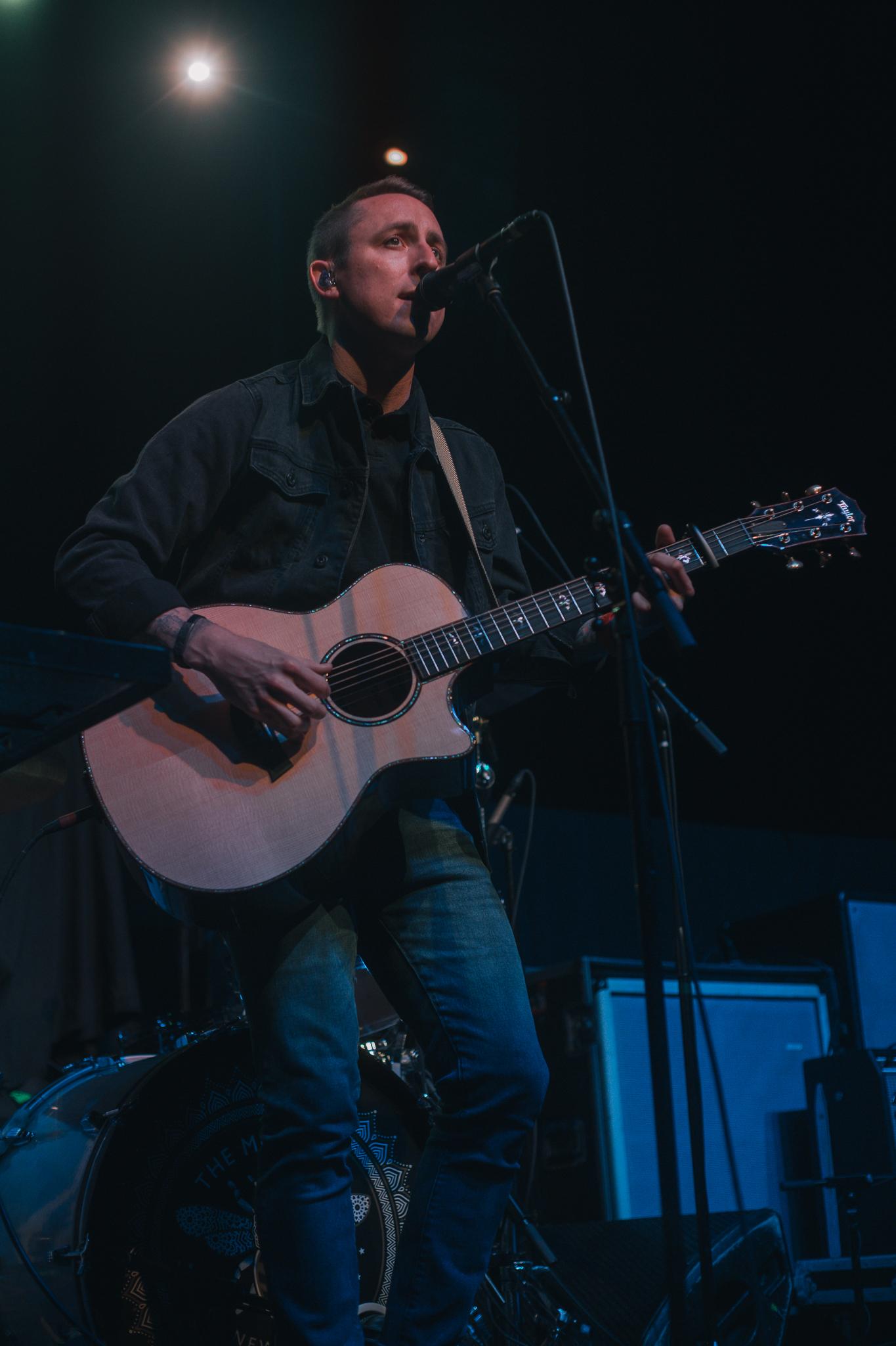 William Ryan Key at Emo's in Austin, TX