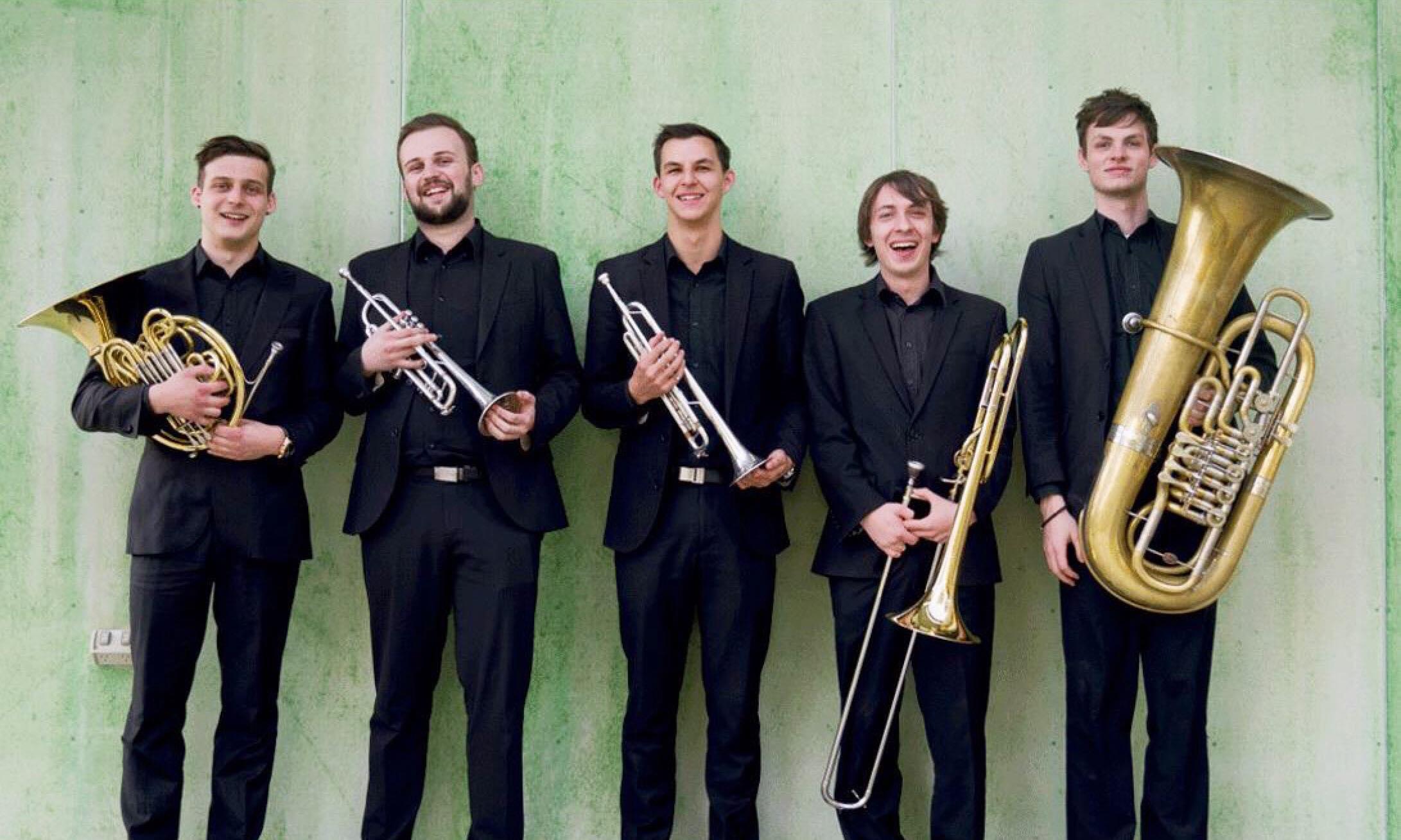 Golden Gate Brass - Four Winds