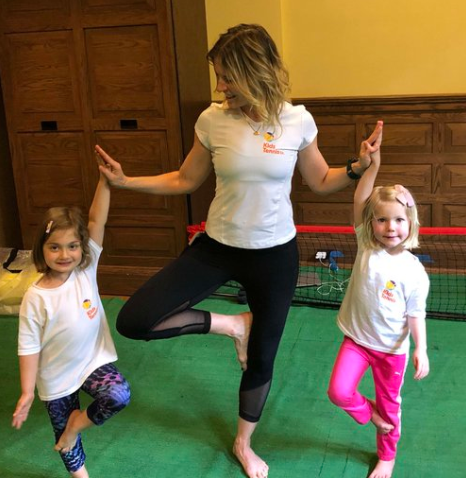Yoga   Campers will learn how to use their breath, to move and pause with awareness and intention. They'll also work on their flexibility, strength, body awareness and control.