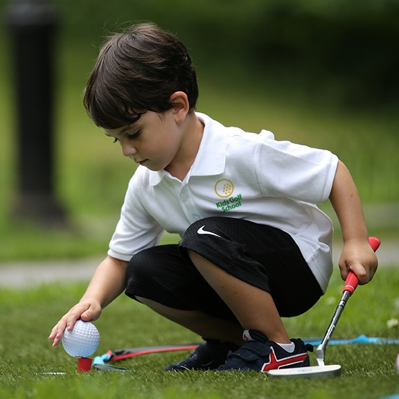 Golf   We introduce fundamentals like how to hold and aim a club, proper stance and perfect posture.