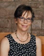 Joanie Heard  Senior Warden