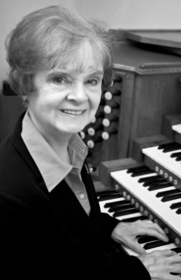 Dr. Joyce Kull, Principal Organist