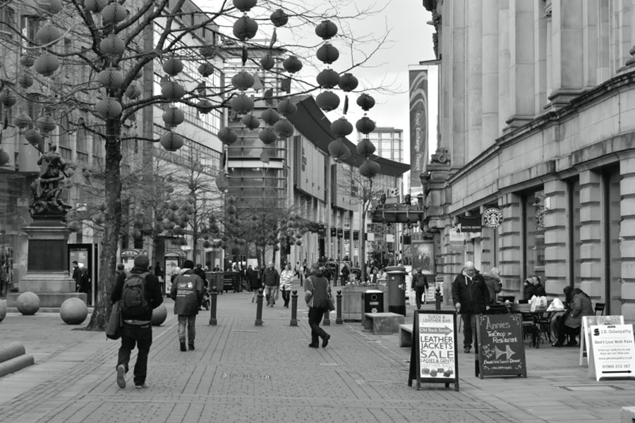 Manchester - St Ann's Square, M2 7HW