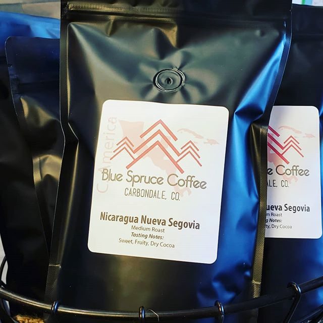 Grab some limited batch Nicaragua Nueva Segovia today! A medium roast coffee with nice sweetness backed by fruit and dry cocoa notes.