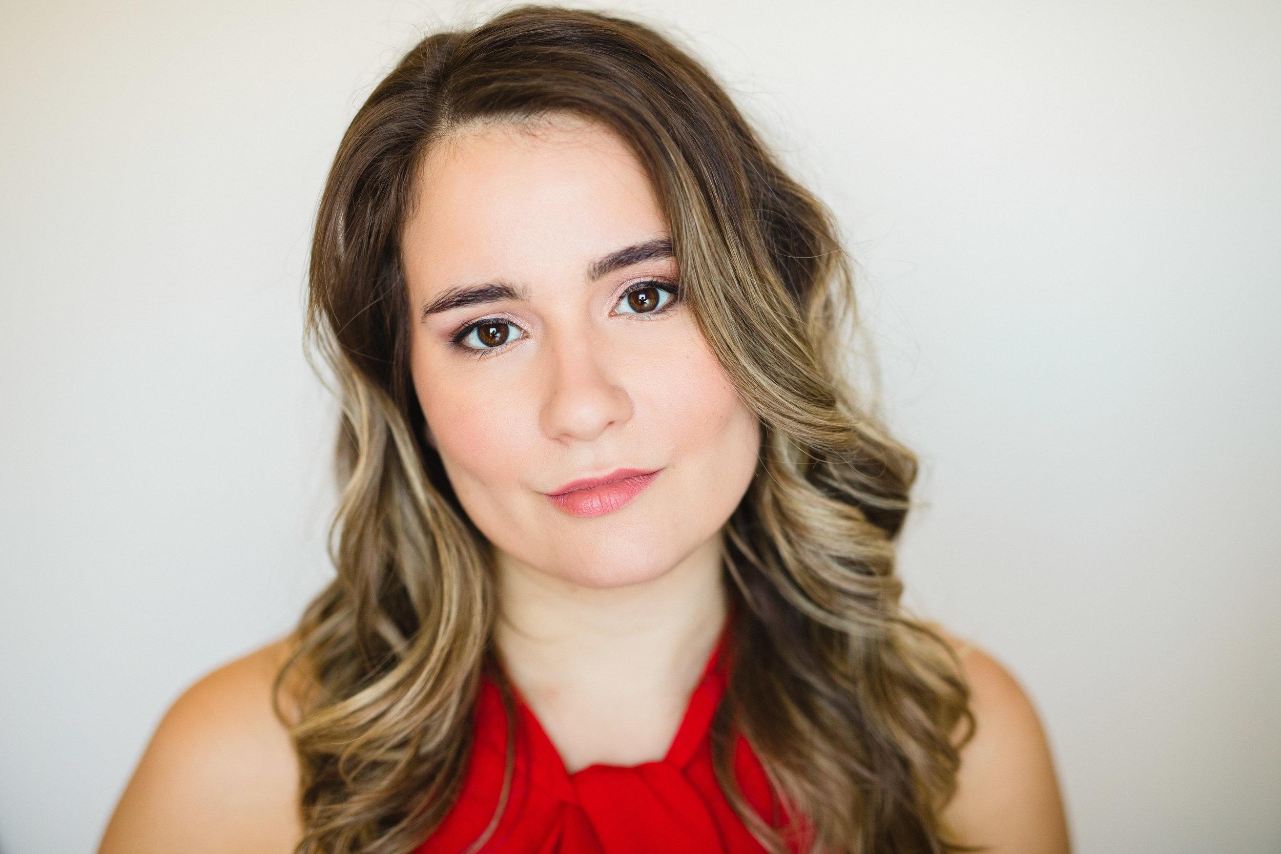 Elizabeth Polese ,  Soprano , Ottawa Symphony 2018-19 Senécal Mozart Prize Winner