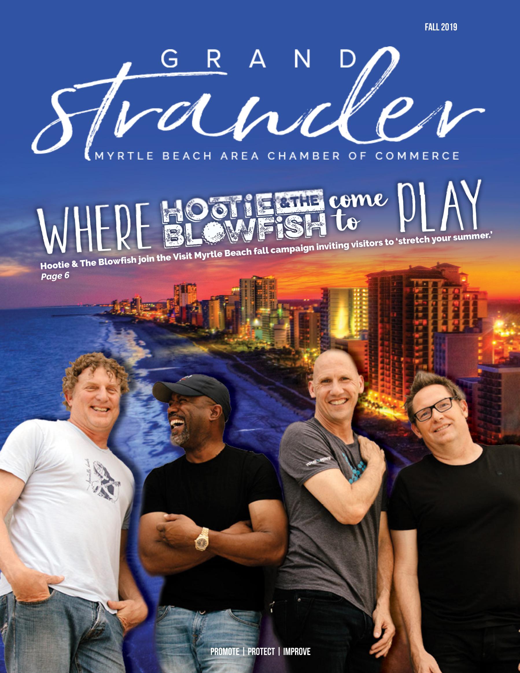 August Grand Strander -