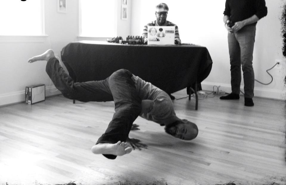 Photo courtesy of 542 Yoga, 2014