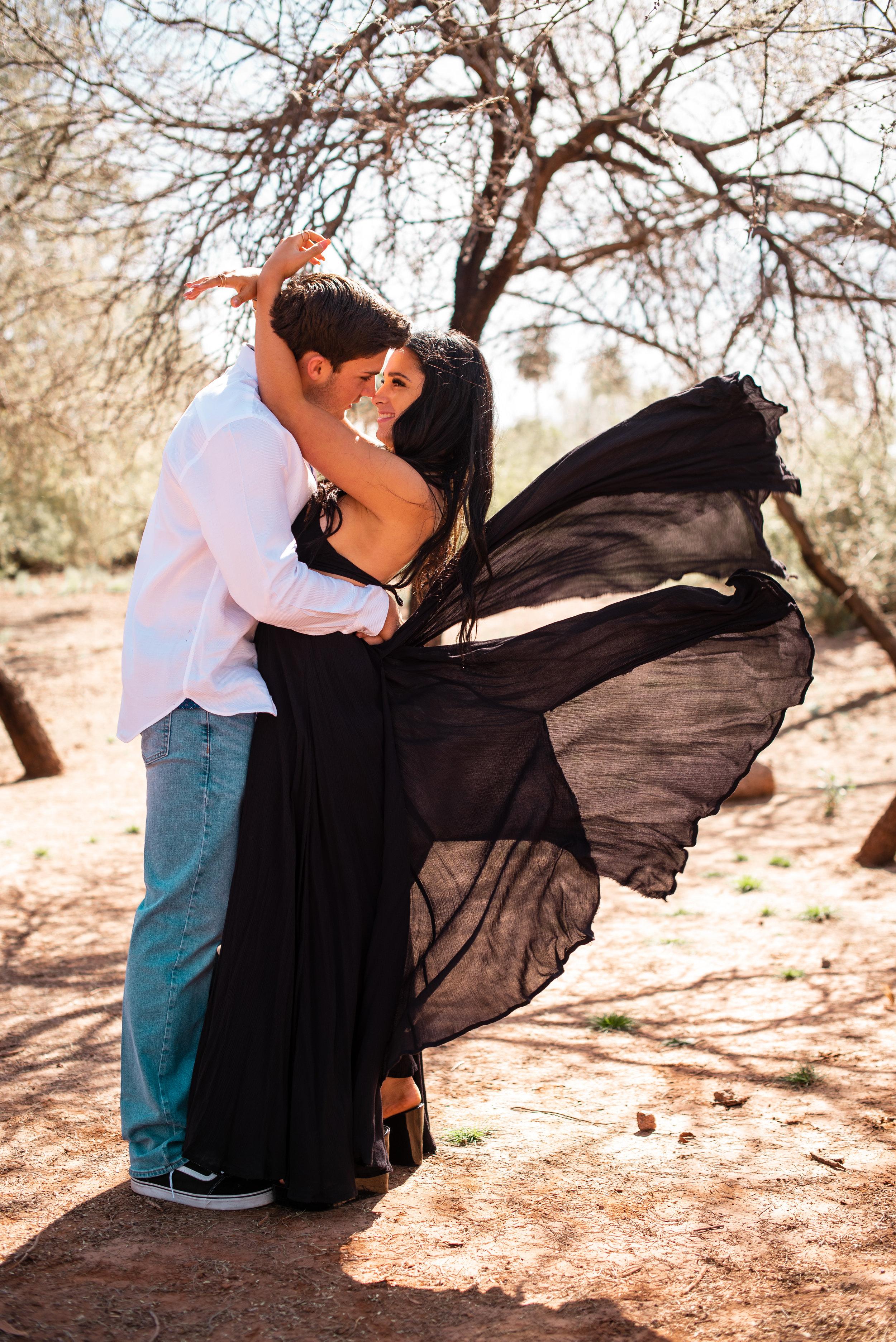 Engagement- Krissy Mae Photography - AZ Wedding Photographer