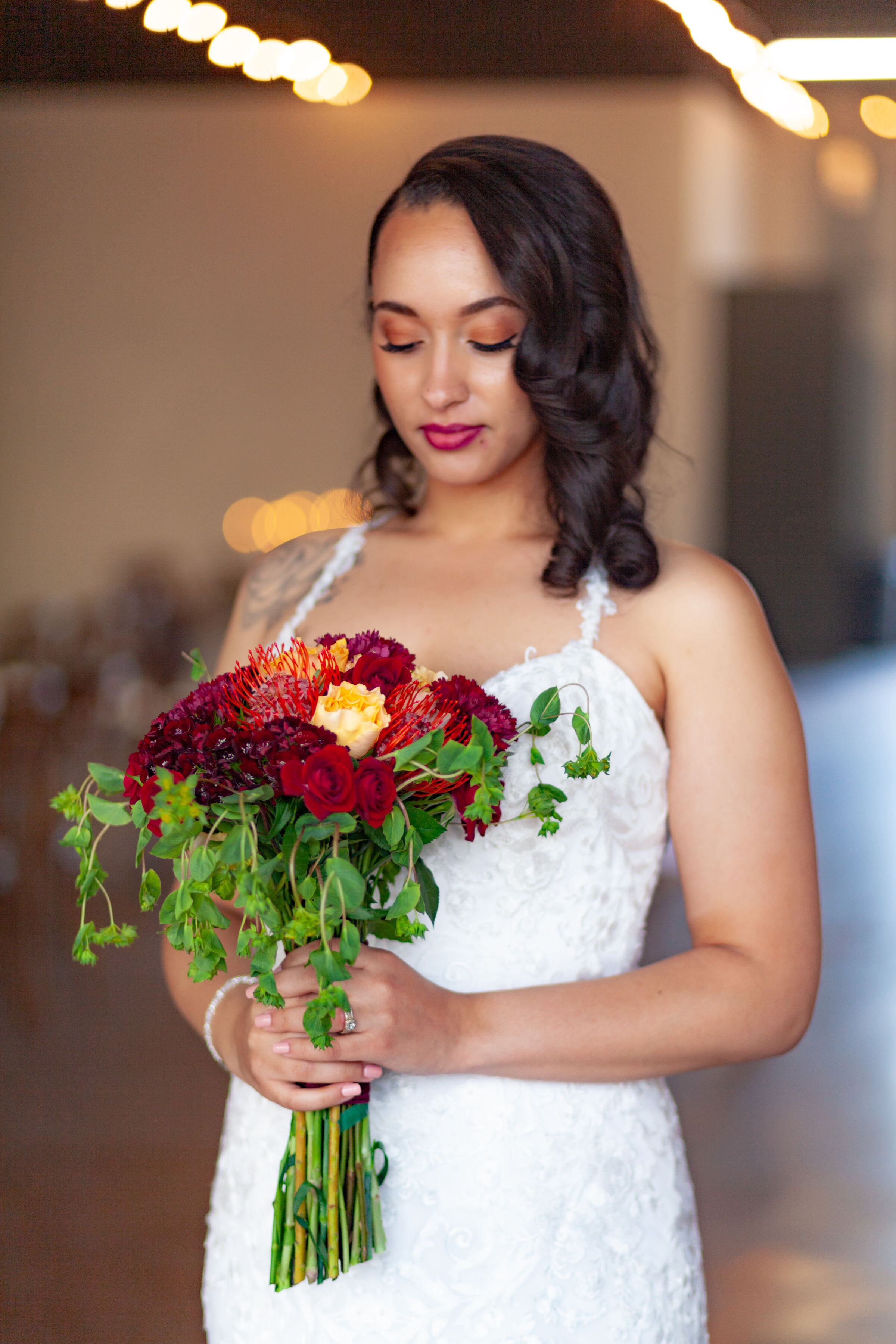 Bride - Krissy Mae Photography - AZ Wedding Photographer