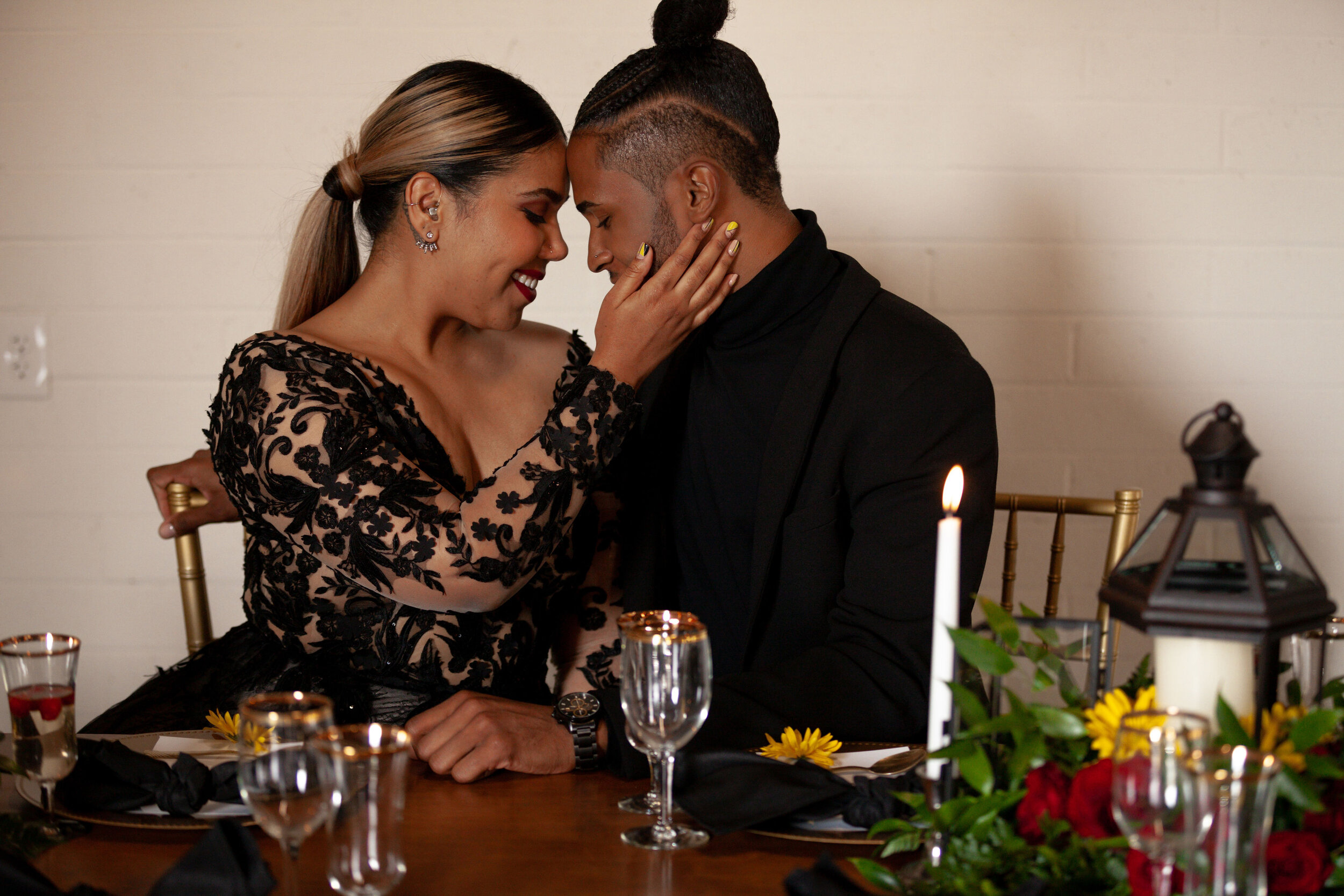 Bride and Groom- Krissy Mae Photography - AZ Wedding Photographer