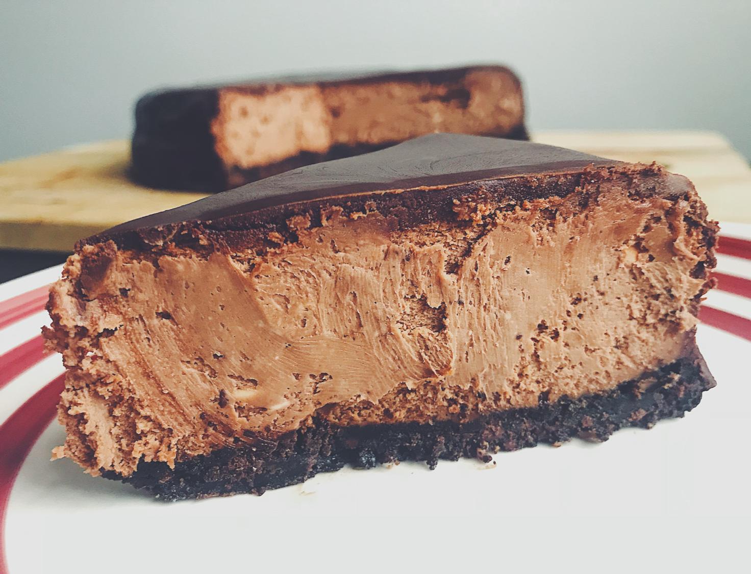 Kitchen Scratch Death by Chocolate Cheesecake