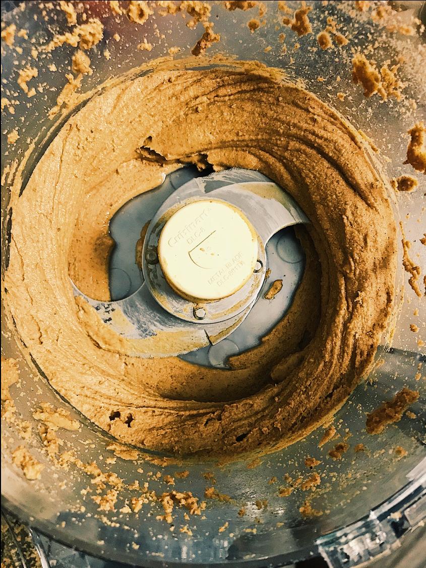 Kitchen Scratch Cinnamon Vanilla Almond Butter