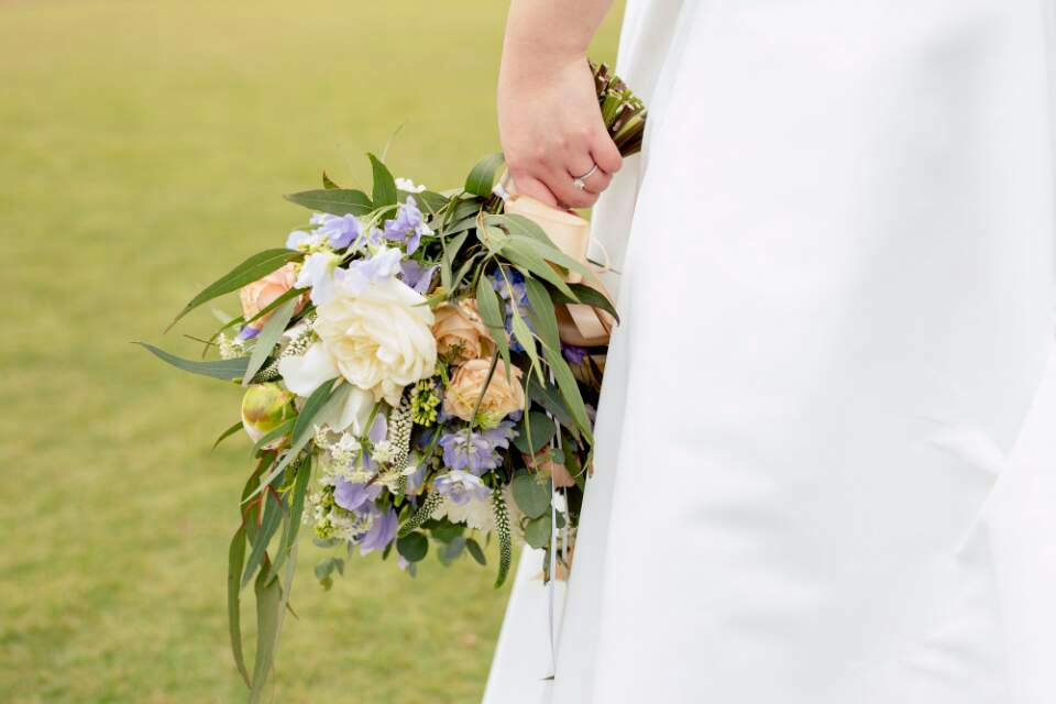 Weddings - Bridal bouquet, boutonniere, centerpiece and others.