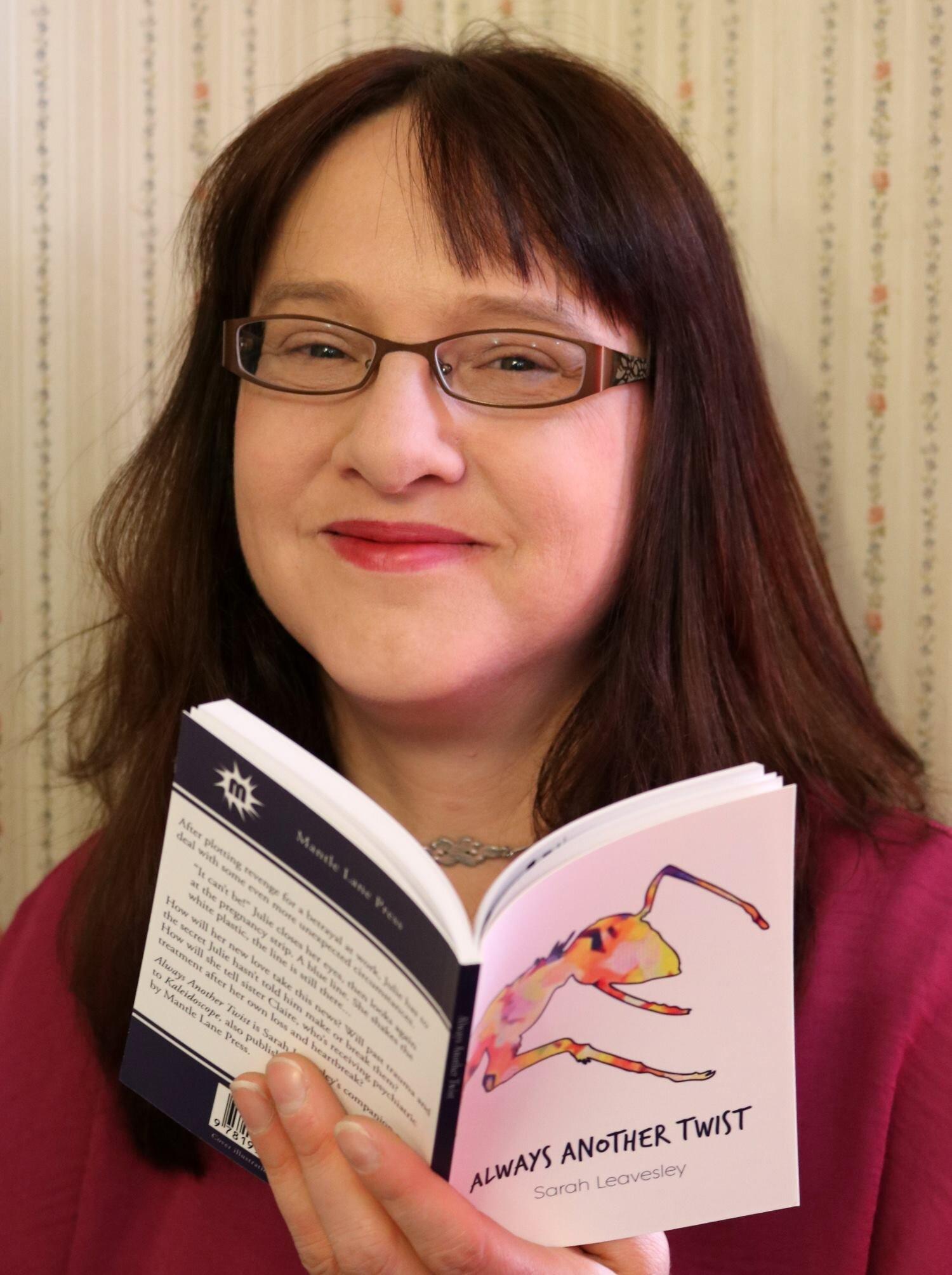 Sarah Leavesley