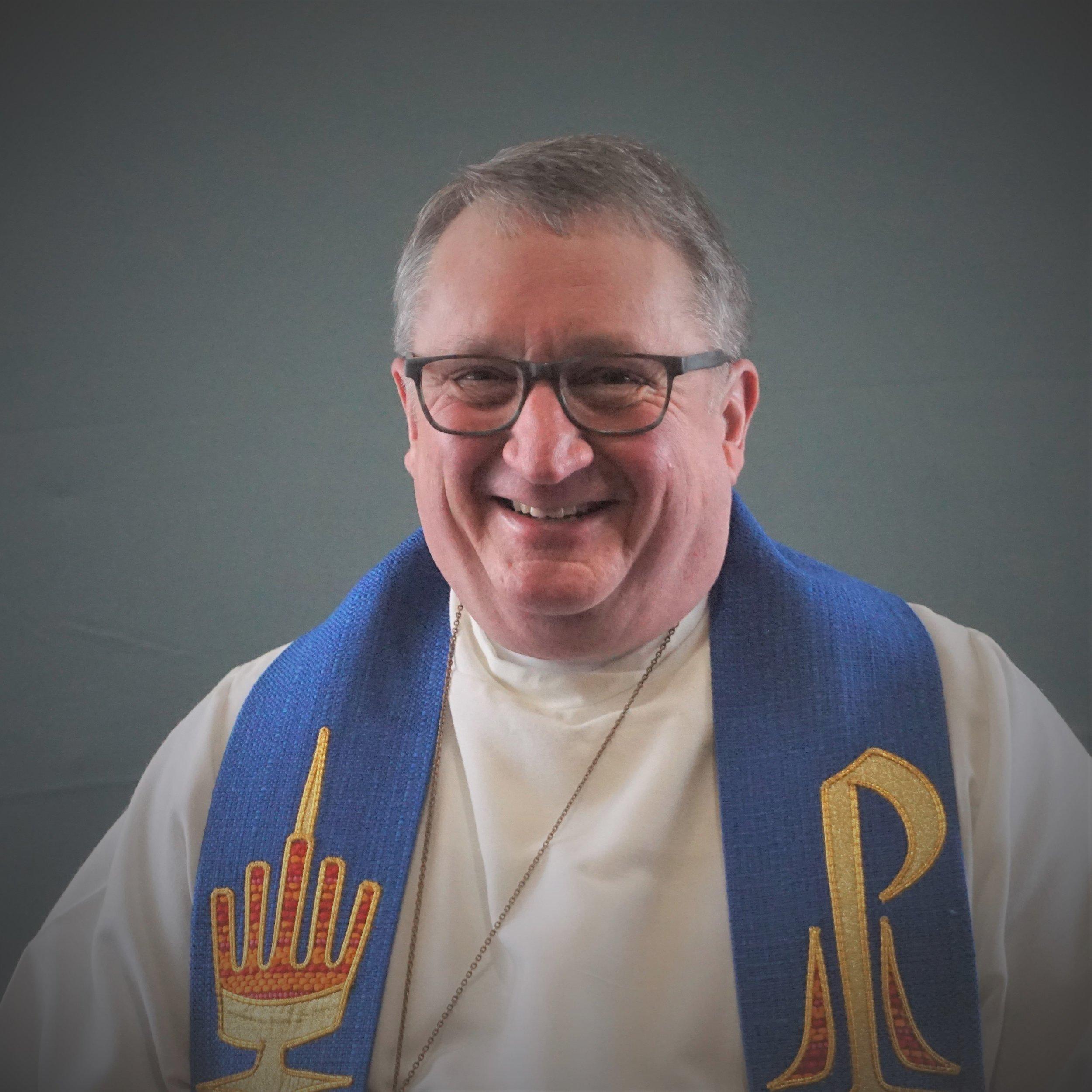 Pastor Mark Rollenhagen - Senior Pastor