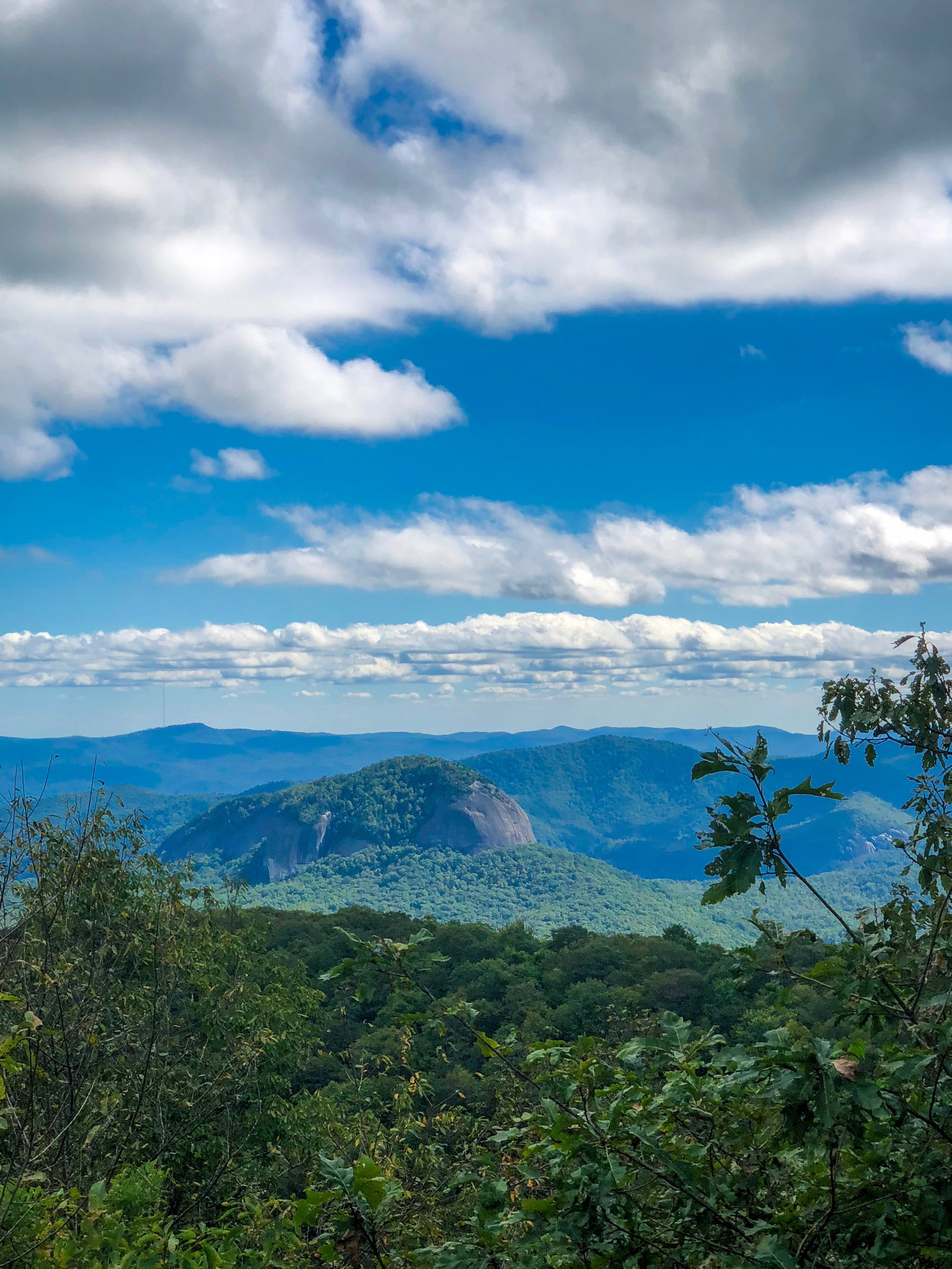 Looking Glass from the Blue Ridge Parkway