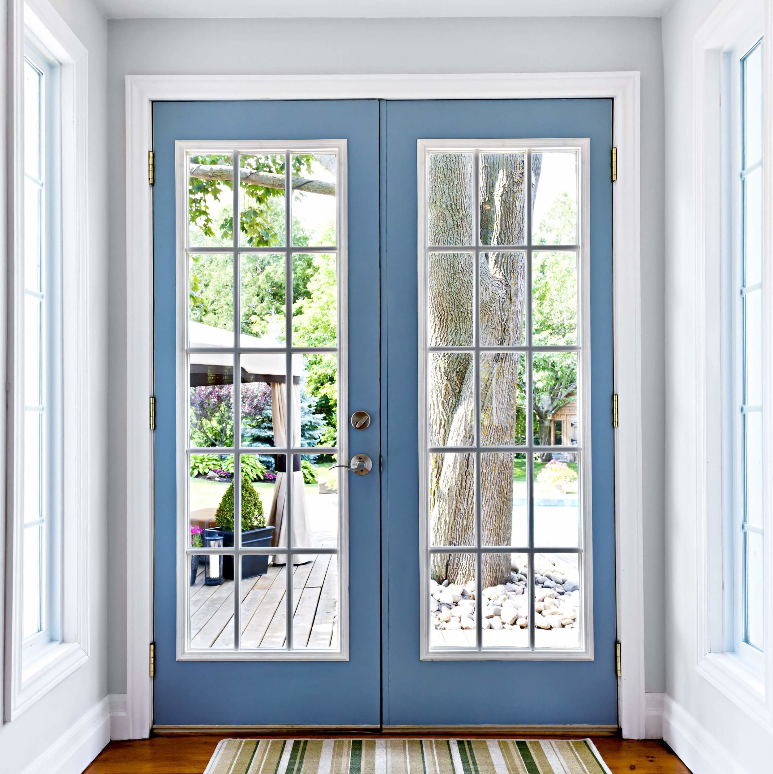Jamb - The vertical side of a window or door frame