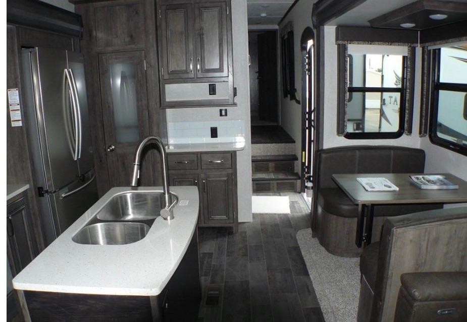 Camper Before & After Part 1    Main Living Area — grantinggrace