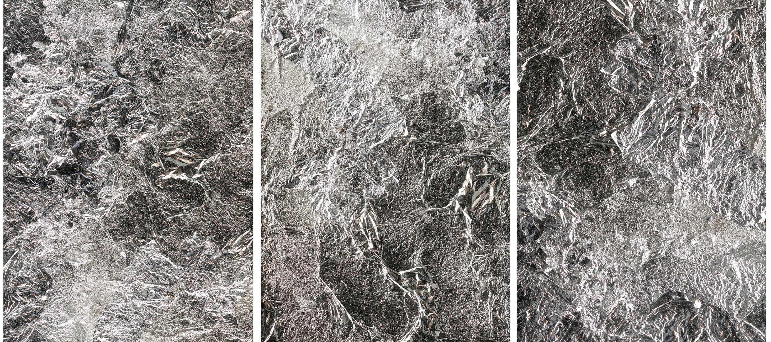 Leaf IV (triptych), 2016