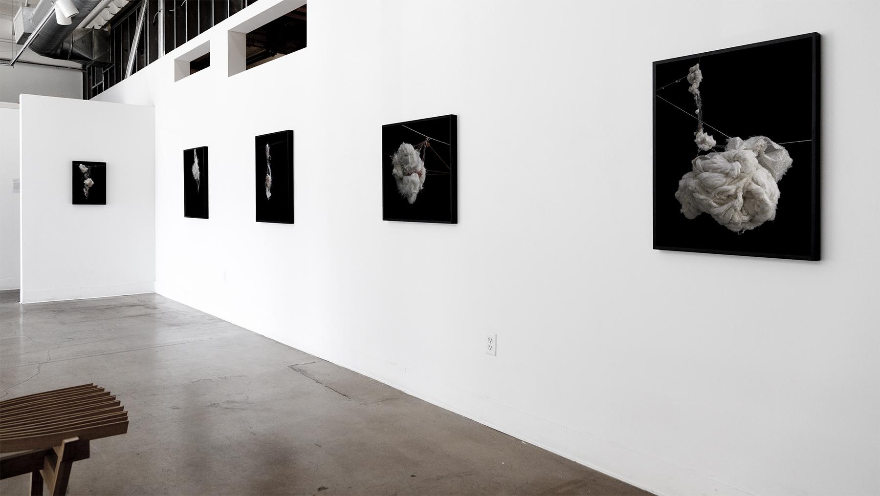 In the Space Between @ Swarm Gallery 2012