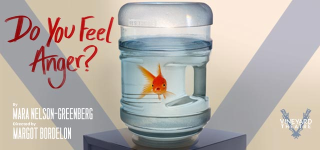 DO YOU FEEL ANGER?  March 13 - April 20, 2019  By Mara Nelson-Greenberg Directed by Margot Bordelon with Tom Aulino, Ugo Chukwu, Megan Hill, Justin Long, Greg Keller, Jeanne Sakata, Tiffany Villarin  In Mara Nelson-Greenberg's dazzling dark comedy, Sofia is hired as an empathy coach at a debt collection agency — and clearly, she has her work cut out for her. These employees can barely identify what an emotion is, much less practice deep, radical compassion for others. As they painstakingly stumble towards enlightenment, someone keeps mugging Eva in the kitchen, and the unspoken dynamics of their seemingly blithe workplace culture become increasingly unsettling. This absurdly funny and potent new play, directed by Margot Bordelon (EDDIE AND DAVE), reminds us that change is not always easy, and may come with unexpected costs.