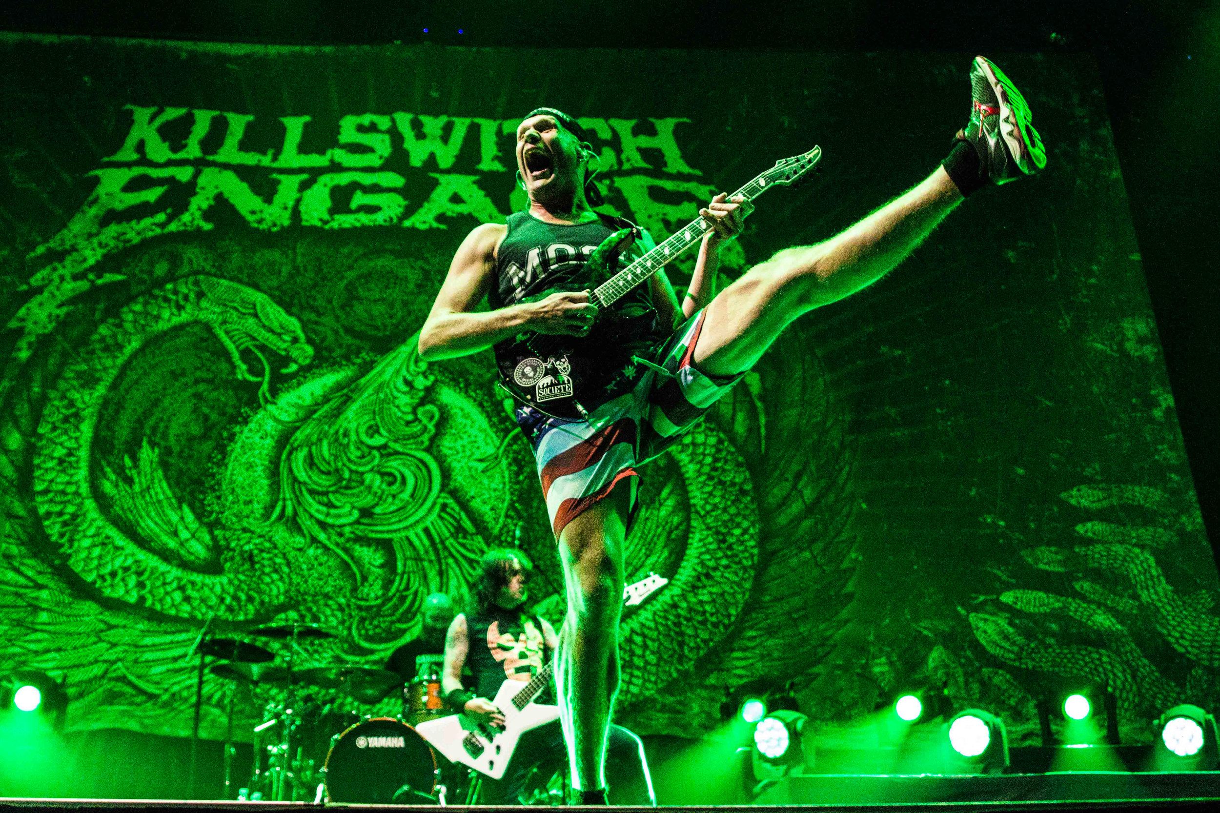 Killswitch Engage // Resorts World Arena